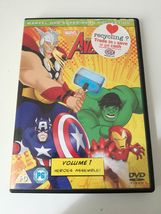 The Avengers Earth's Mightiest Heroes Volume 1 DVD 2011 Mint - $3.00
