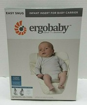 ErgoBaby Easy Snug Infant Insert For Baby Carrier - $28.70