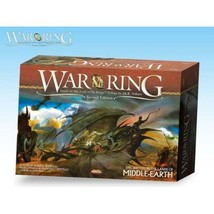 Lord Of The Rings : War of the Ring 2nd Edition Strategy Board Game Play... - $88.63