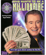 Who Wants to Be a Millionaire - PC [video game] - $4.45