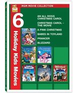 Holiday Kids MGM 6-Movie Collection (DVD) - $11.95
