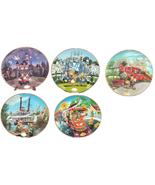Disneyland 40th Anniversary Collector Plate Bradford Exchange - $49.95