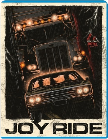 Joy Ride (Blu-Ray/Ws-1.85/Eng-Sdh-Sp Sub)