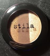 Stila eye shadow trio Gilded Brown/bronze BNIB Rare hard to find - $9.99