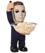 Michael Myers Halloween Greeter Decor CANDY HOLDER Prop - £50.58 GBP