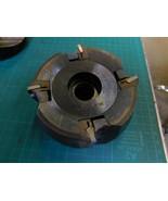 "Sandvik Coromant 4.0"" Indexable Face Mill 1-1/2"" Arbor RA265.2-100E - $61.75"