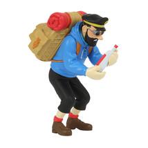 Tintin and Captain Haddock set of 2 plastic figurine image 2
