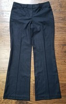 Express Design Studo Black Dress Pants Size 4 X 31, Very nice! (Inventor... - $12.86