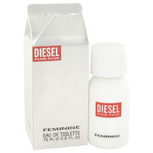 PLUS PLUS by Diesel Eau De Toilette  2.5 oz, Women - $17.08