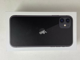 Genuine Empty Retail Box for Apple iPhone 11 Black - No Device - $12.54