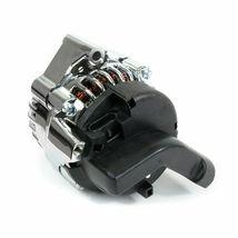 GM CS130D Style High Output 180 Amp Alternator For Chevrolet SBC V8 Chrome image 3