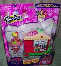 Shopkins WILD STYLE Melonie Hops & Hoppy Juice Cart New - $8.50