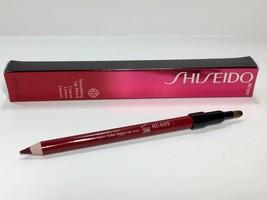 SHISEIDO Smoothing Lip Pencil #RD 609 Chianti New In Box Full Size - $22.75