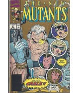 (CB-51) 1991 Marvel Comic Book: The New Mutants #87 { 1st app Cable, Gol... - $20.00