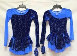 Mondor Model 12930 Ladies Skating Dress - Blizzard - $125.00
