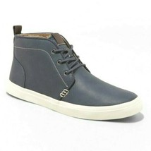 Goodfellow & Co Navy Blue Louie Chukka Boots Shoes NWT image 1