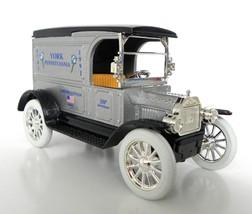 "NEW ERTL 250TH ANNIVERSARY YORK PENNSYLVANIA 1917 MODEL ""T"" LOCKING BANK... - $24.99"