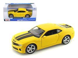 2010 Chevrolet Camaro RS SS 1:24 Diecast Model Car by Maisto - $33.46