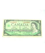1967 Canada, Bank of One Dollar Note  - $7.43