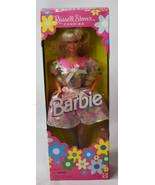 Mattel BARBIE Girls Doll NIB Russell Stover Candies Floral Cute Dress - $18.99
