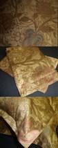 2 Two standard Sham Pillow Cover New Ralph Lauren VENETIAN COURT Fabric - $74.55
