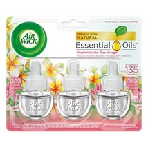 Air Wick Scented Oil Air Freshener, National Park Collection, Virgin Islands, Tr