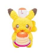 New! Pokemon Center Original Plush Doll Pikachu Pancake Japan F/S - $50.48