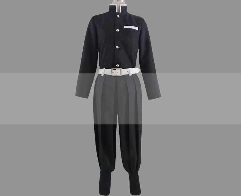 Customize Kimetsu no Yaiba Zenitsu Agatsuma Cosplay Costume Outfit for Sale