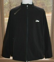 Audi Size 2XL R8 XXL Driving Black Weather Technology Jacket Water Resis... - $78.37
