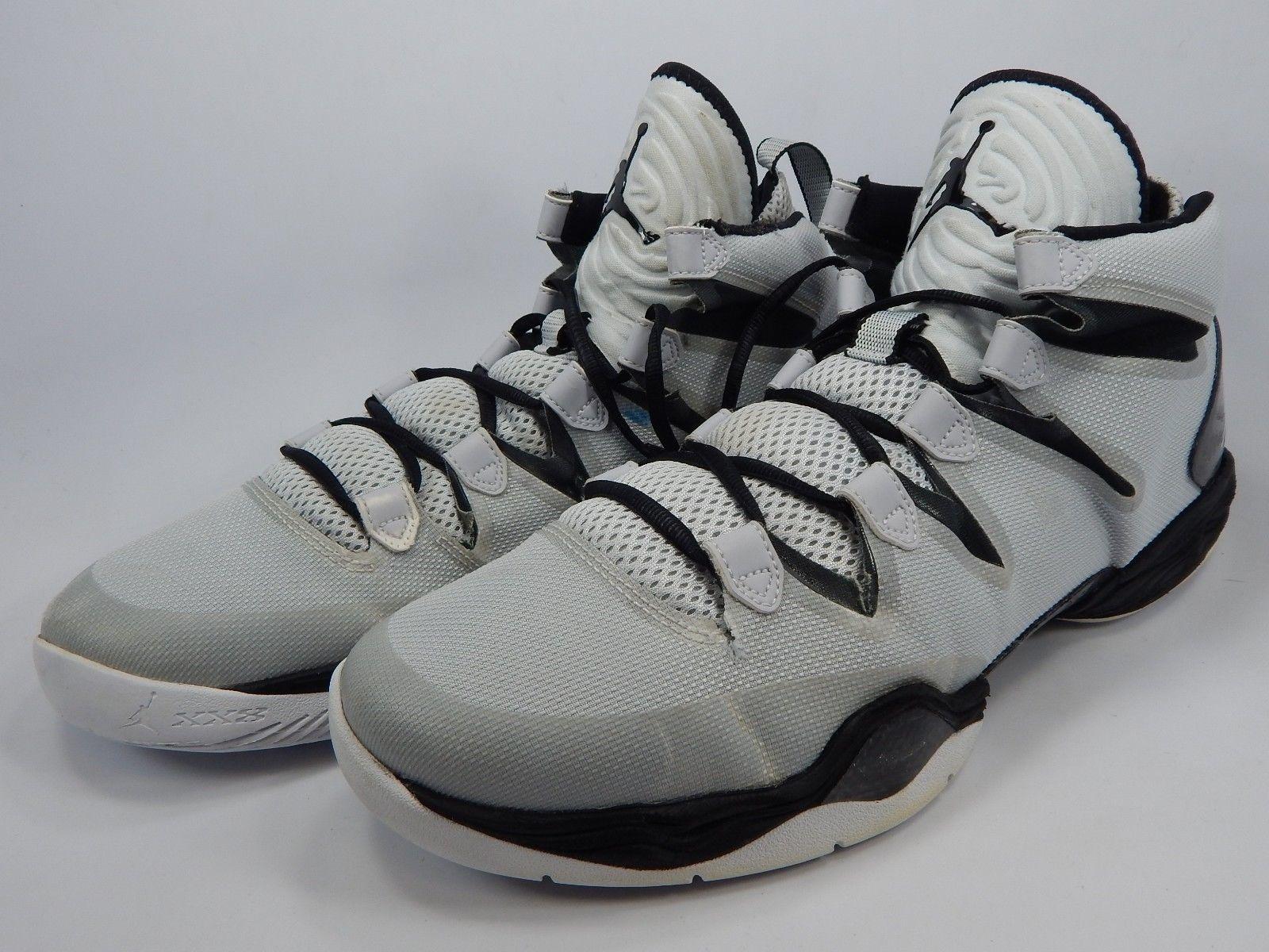 Nike Air Jordan 28 XX8 SE Size 12 M (D) EU 46 Men's Basketball Shoes 616345-011