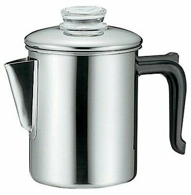 *Honma Works puppy mark percolator for 18-8 8 people