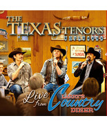 Unplugged: Live from Larry's Country Diner by The Texas Tenors (CD-2013)... - $14.84