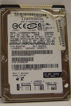 "60GB 2.5"" 9.5mm IDE 40pin Hard Drive IBM IC25N060ATMR04-0 Tested Our Drives Work"