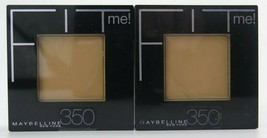 Maybelline Fit Me Pressed Powder 350 Caramel *Twin Pack* - $10.89