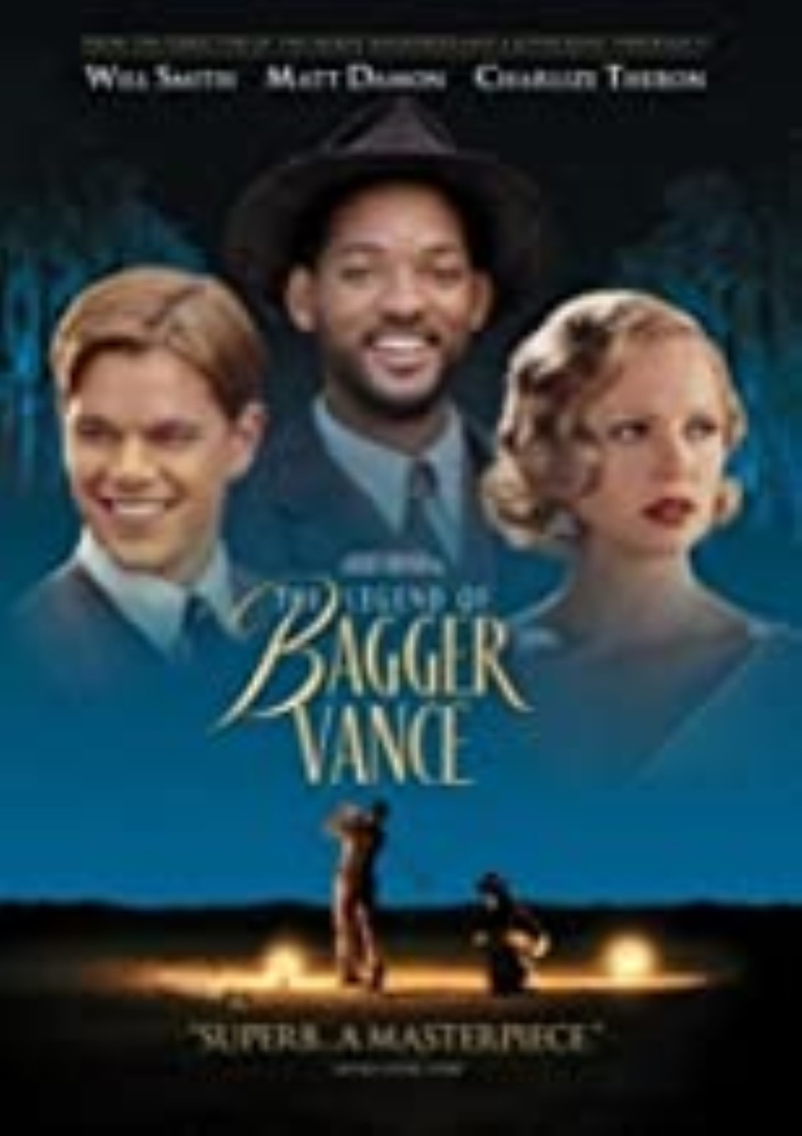 The Legend of Bagger Vance Dvd