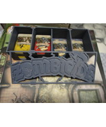 Zombicide Black Plague Custom 3D Printed Card Holder - $35.00