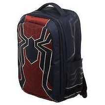 Spiderman Laptop Bag, New Avengers Costume Style Red with Blue, Back to ... - $101.56 CAD