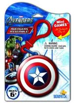 Marvel Captain America Sculpted Mini Game - $5.98