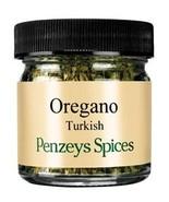 Turkish Broken Leaf Oregano By Penzeys Spices .2 oz 1/4 cup jar - $14.80