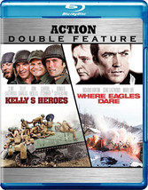 Kellys Heroes/Where Eagles Dare (Blu-Ray/Dbfe)