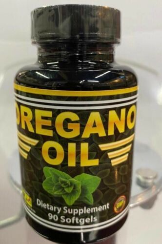 Primary image for New Oregano Oil Softgels 90 150mg Natural Antibiotic for Infection inflamation