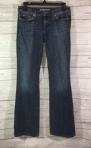 Joes Honey Fit Womens Blue Jeans Size 28 Burke Wash Low Rise Boot Cut De... - $13.09