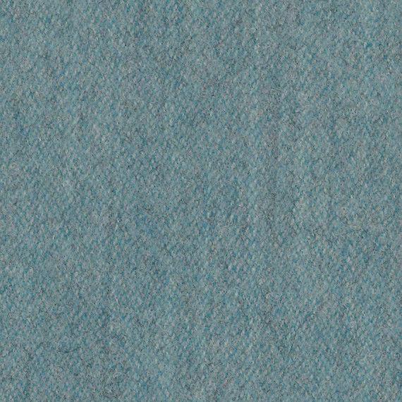 4.125 yds Camira Upholstery Fabric Blue Twill Wool LDS06 GZ