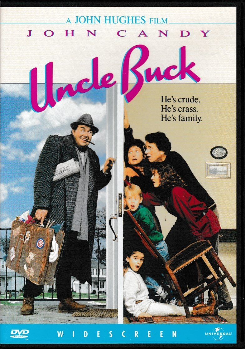 Primary image for Uncle Buck (1989) Widescreen DVD