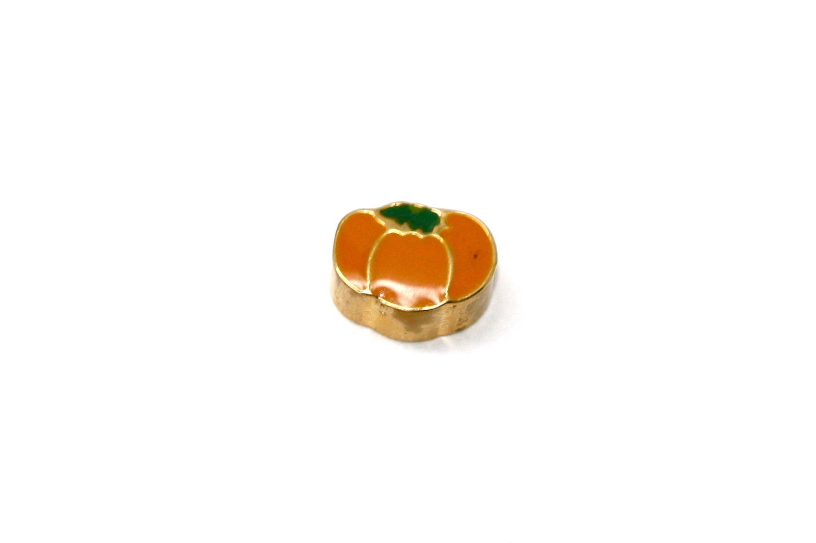 BRACCIALE DISNEY MAGIC PUMPKIN GOLD STAINLESS STEEL GOLD PLATED CHARM
