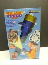 Vintage Disney TOY STORY View Master Tyco Super Show Projector w Box - $28.49