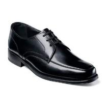 Florsheim Men's Shoes Richfield Black Timeless Classic Leather Moc toe 17092-01  - $99.99