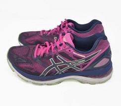 Asics Gel Nimbus 19 Women's Sz 7 EU 38 Athletic Running Hiking Trail Sho... - $39.95
