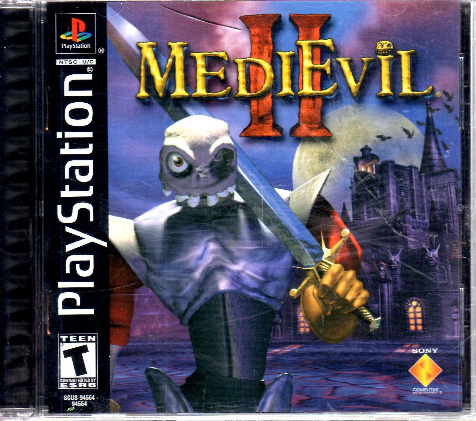 PlayStation - MediEvil 2