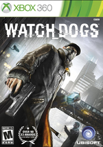 WATCH DOGS (2 DISC)  - Xbox 360 - (Brand New) - $23.96